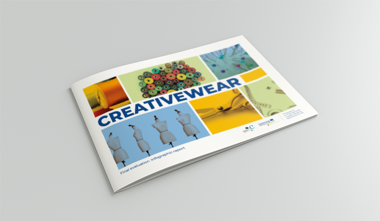 CreativeWear infographic report