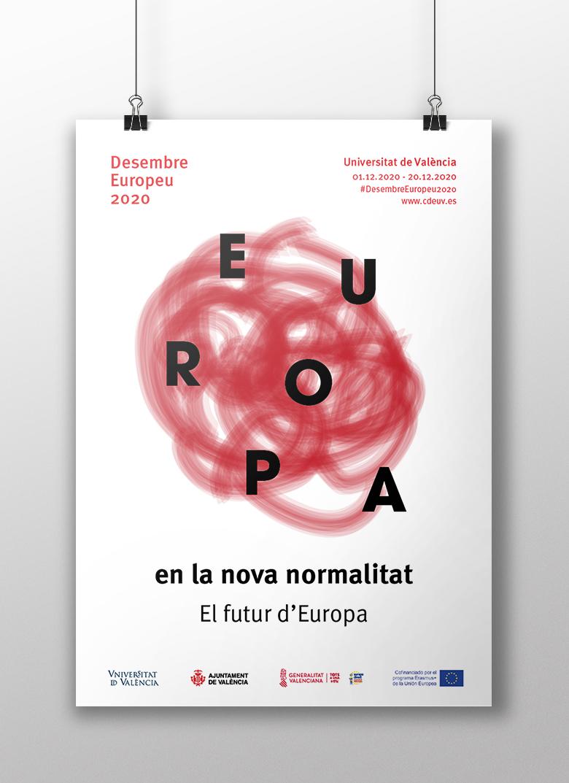 Cartel Desembre Europeu 2020