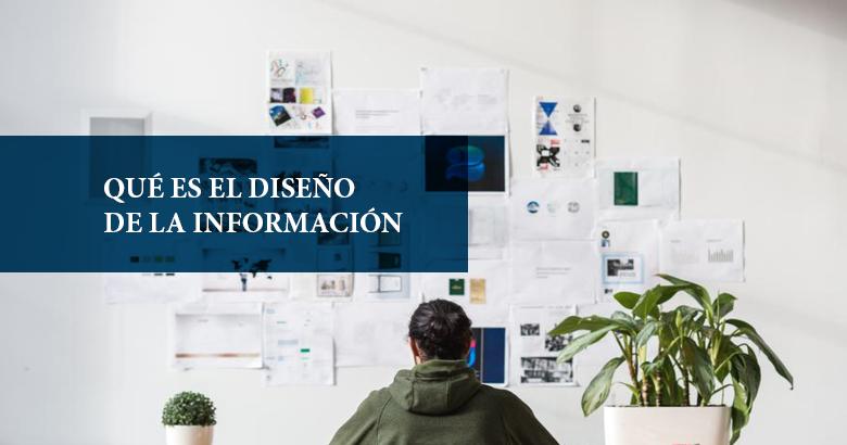 Diseñar información y conocimiento: qué es el diseño de la información