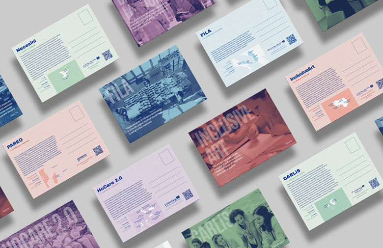 Inclusive Growth Postcards